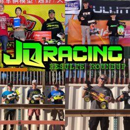 JQRacing Resultados Semana 4 Marzo